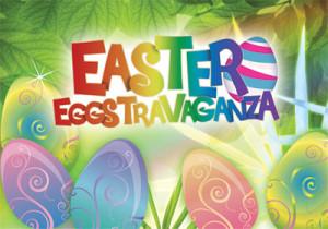 Easter Egg Eggstravaganza!