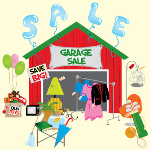 Heron Bay Fall Garage Sale