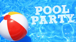 Heron Bay Community Pool Party